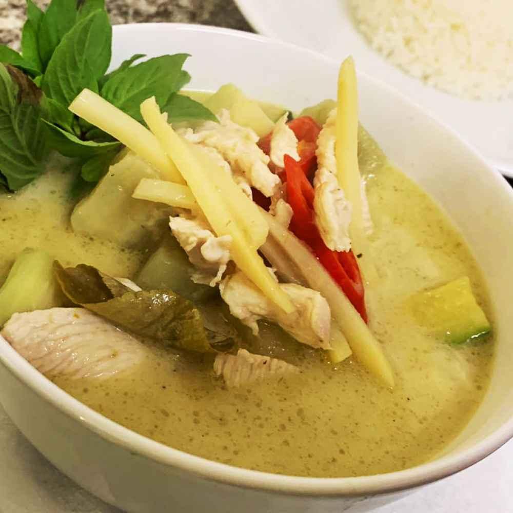 Gaeng Khiaw Whan